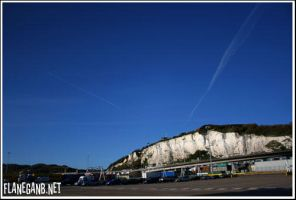Dover Port by Flanegan