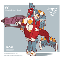 Vy the Submarine Destroyer - Revisit Oct 2015 by DoNotDelete