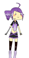 :UTAU: Request - Redesign by AmaiKandy