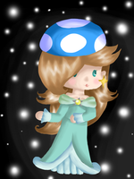 Toad Rosalina by PikaPauline