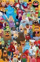 The Great Muppet Jubilee by GeorgeGraybill