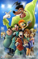 A Goofy Movie by WiL-Woods