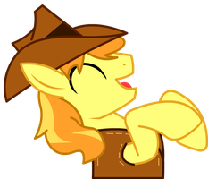 Braeburn Vector: Appleloosa!!! by ivaneit0r