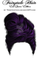 Fairytale Hair Evil Queen Edition by Trisste-stock-moved