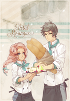 mage: - Petal Meringue - by Rubisu