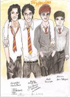 The Marauders by JuliaBruno82