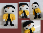 Breaking Bad - Jesse Pinkman Plush by Dewheart85