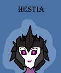 Hestia head shoot by luner-tigher