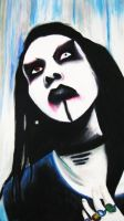 Marilyn Manson - The Long Hard by kaiidee