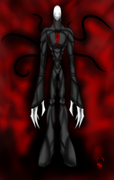 The face of fear SLENDERMAN by ArkaDark