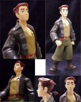 Jim Hawkins by darkwax