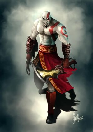 the god of war