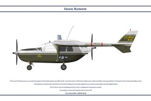 Cessna 337 USA 4 by WS-Clave