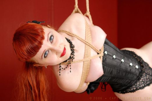 Corset and Suspension by ilovefrenchgirls