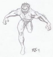 Cougar from Youngblood by Hyperdogproductions