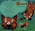 Meet Monarch by SainteCiel