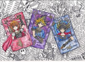 3Kings_YGO10thAnniversary by Nahaje3000