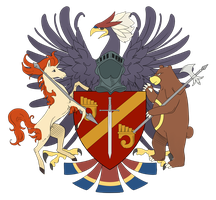 PPalace - Coat of Arms by Arechan