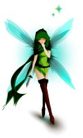 Tinker Bell by Resolve13