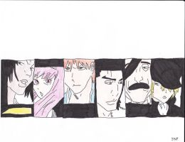 Bleach Fullbringers by kesha18Anime17