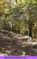 Mt.Nebo Trail - STOCK by Rainny-Stock
