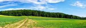 Panorama landscapes by dres2x