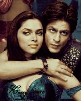 Deepika and SRK by Poison-Ivy-Alice