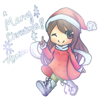 Merry Christmas 2012! by Jintii