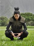 Shikamaru Cosplay by KimMazyck