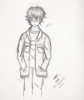 Nico di angelo by Art1st1cPasta