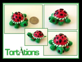 Mel the Tiny Tort by Tortations