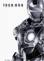 Iron Man by Exenity