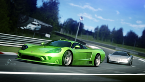 Last Biggest GT5 PhotoShoot - PART3 #9 by Ferino-Design