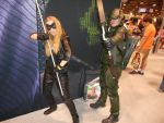 Arrow (TV series) Cosplayers At Fan Expo 2016 by xkillerben5798x