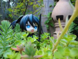 Hatred - Black Rock Shooter by Odessa-Himijo