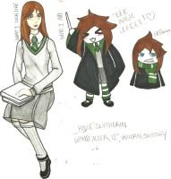 Pottermore spamssesss by Aeonathenne