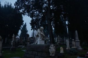 Protestant Cemetery of Florence by ErikaPlague