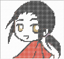 China Cross Stitch Outline by stephanie4962