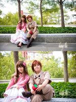 Dumpling and Tomato +Hetalia+ by LiL-KRN-YUNA