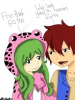 Frosch x Lector by altrilast13