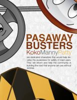 Pasaway Busters by eathan28