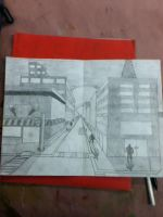 Art Class: City (Day 6) [FINAL] by RandomCrap123