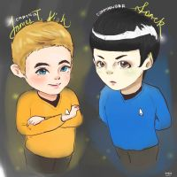 Spirk (XI) by littlechaser