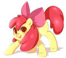 Apple Bloom by Xeella