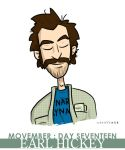 movember 17 by striffle