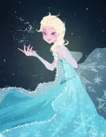 Elsa by Manly-Rainbow