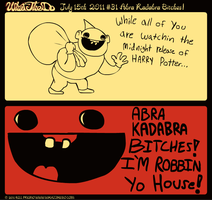 WTD31 Abra Kadabra Bitches by BPremo