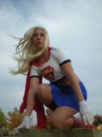 Supergirl by Ravenspiritmage