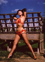 Bettie Page by QuietMaster