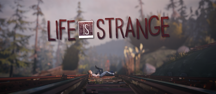 Life is Strange Down the Tracks by Jexonite